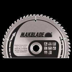 Makita B-09042 pyörösahanterä 190x20x2,0 Z60 puulle