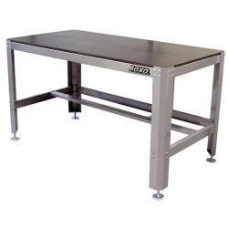 Boxo Työpöytä metallirunko 1565 mm