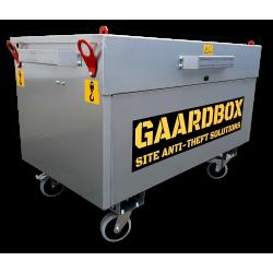 Gaardbox lukittava turvalaatikko, sis pyöräsarjan