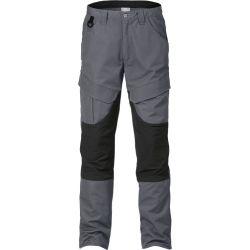 Fristads 2526 PLW service stretch housut harmaa/musta C42