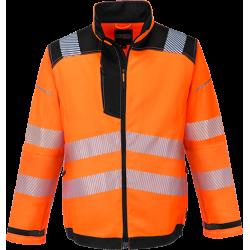 Portwest T500 Hi-Vis takki LK3 oranssi/musta S