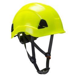 Portwest PS53 Height Endurance suojakypärä Hi-vis keltainen
