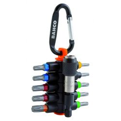 Bahco 59S/TCS11-1 Sticky Torx bitsisarja 11-os. T10-T40